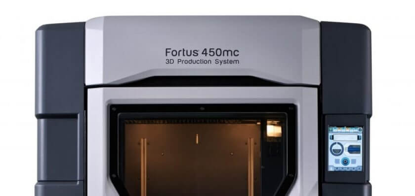 Fortus 450mc 3D-Drucker