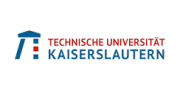 Logo der technischen Universität Kaiserslautern (Schriftzug und Symbol)