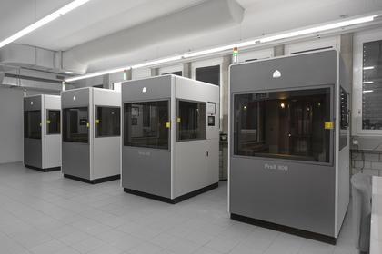 Georg Fischer AG und 3D Systems beschließen Partnerschaft beim Metall-3D-Druck