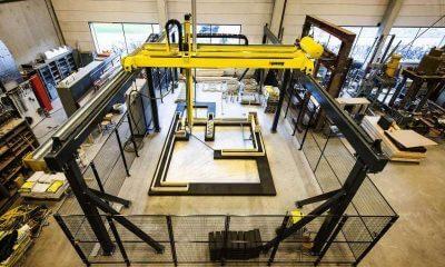 Ein Beton 3D-Drucker