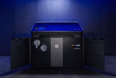 Abbildung eines HP Multijet 3D-Druckers