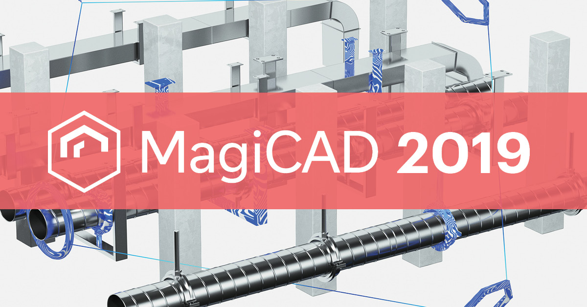MagiCAD 2019 Banner