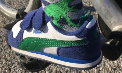 Schuh von Nik