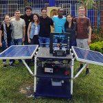 Die Studenten vor ihrer Erfindung
