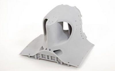 3D gedruckter Bauteil
