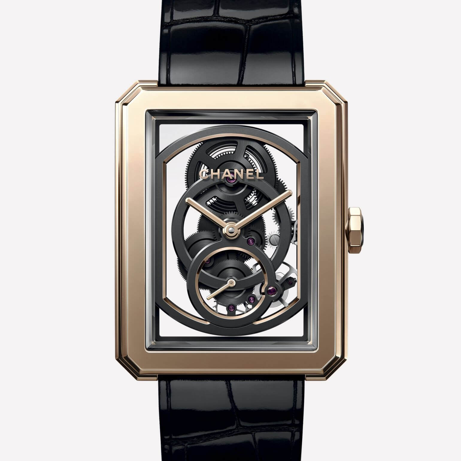 Boyfriend Skeleton Watch von Chanel