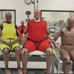 Crash-Test-Dummy-Familie