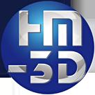 HM-3D Logo