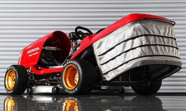 Bild des Honda Mean Mower MK2