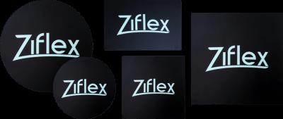 verschiedene Formen der Ziflex Magnetplatte