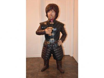 3D-gedruckte Statue von Tyrion Lannister