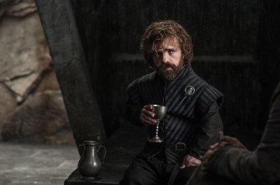 Szene aus der Serie mit der Figur Tyrion Lannister