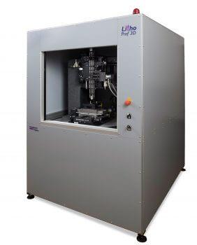 Lithoprof 3D Drucker