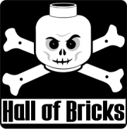 Logo Hall of Bricks