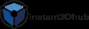 Logo Instant3Dhub