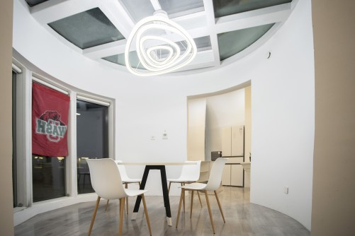 Lotus House Innenansicht 3D Druck