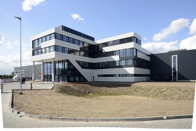 Bild des Kompetenzzentrums von außen