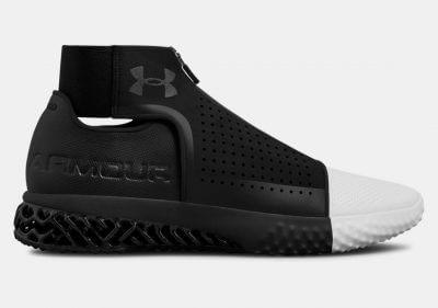 Seitenansicht eines ArchiTech Futurist Schuhs