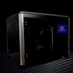 Bild des 3D-Druckers
