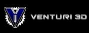 Venturi 3D Logo