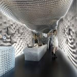 Gebäude-Inneneinrichtung aus dem 3D-Drucker