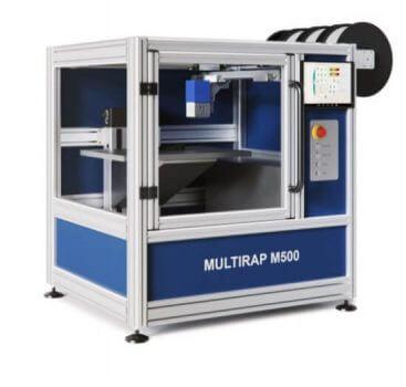 Multec Multirap M500 3D-Drucker