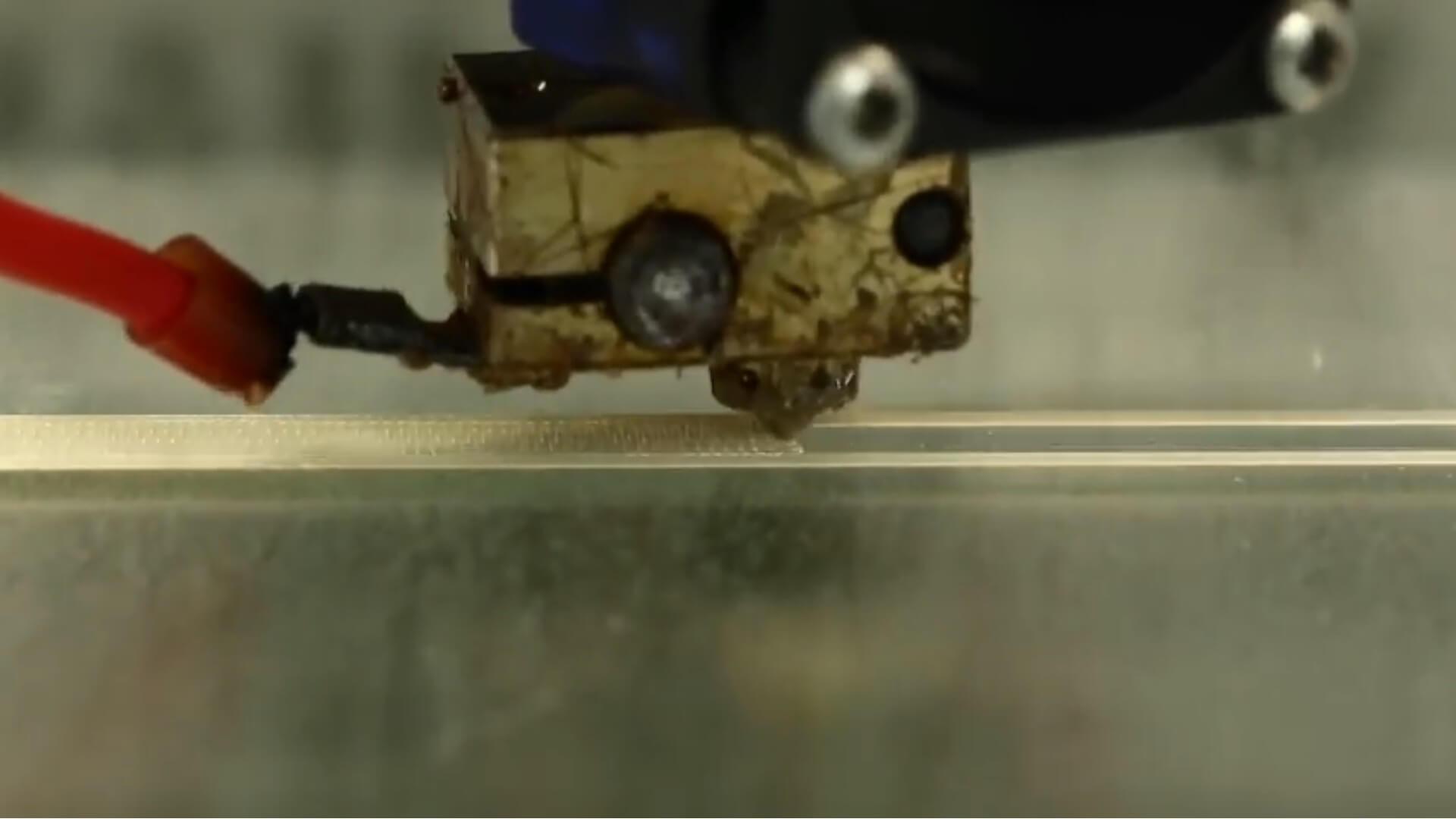 Flüssigkristallpolymere aus dem 3D-Drucker