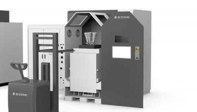 3D Systems DMP 8500 Solution