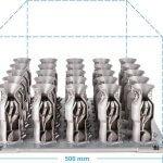 Metallobjekte aus dem 3D Systems DMP 8500