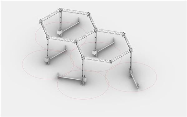 Crane WASP Infinity 3D-Drucker