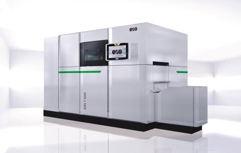 EOS P500 System