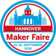 Maker Faire Hannover 2018 Logo