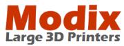 Modix3D Logo