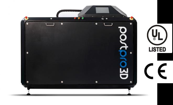 PostPro3D Seitenansicht