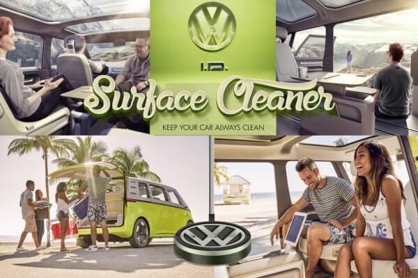 Promo Bild für den Surface Cleaner