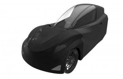 Elektroauto Skorpion