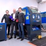 DyeMansion und EOS GmbH