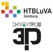 Logo HTL Salzburg und HAGE3D