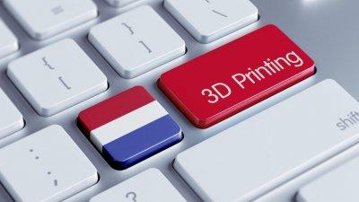 3D-Druck Niederland