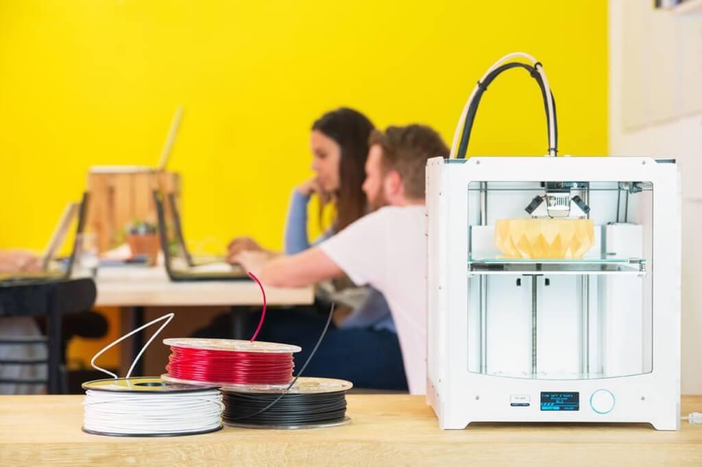 3D-Drucker-Schulung