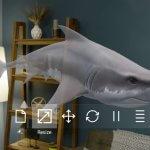 Ein Haifisch im 3D-Viewer
