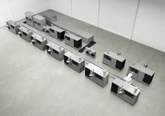 Digital Metal CNC gesteuerte Maschinen