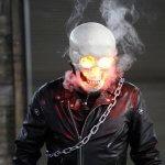 Ghost Rider Kostüm