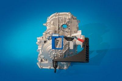 Die 3D-gedruckte Montagehubhilfe von Ford