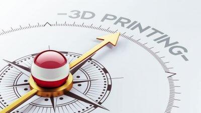 Österreich und 3D-Druck