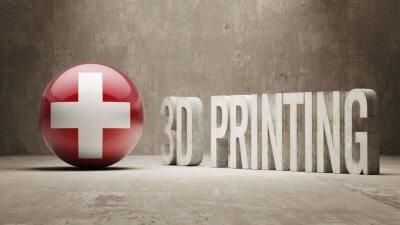 Schweiz 3D-Druck