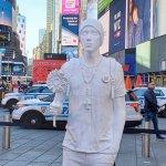 Statue von Joaquin Oliver