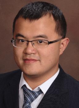Portrait Professor Wenyao, Xu