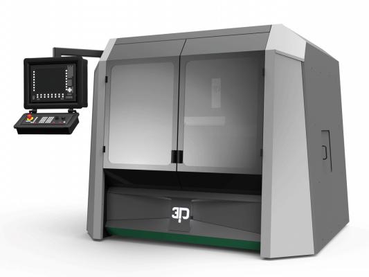 175C 3D-Drucker geschlossen