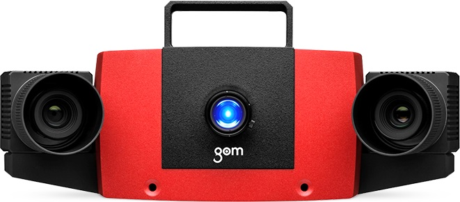 Bild des Atos Compact Scanner von GOM